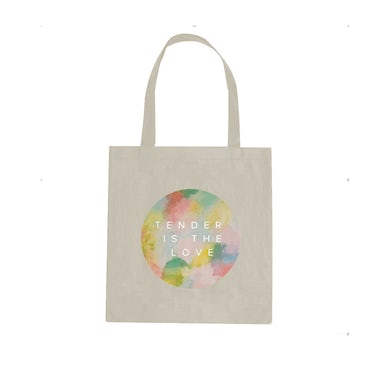 Polly Scattergood NHS Tender is the love tote bag