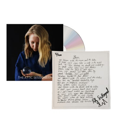 Polly Scattergood The Attic Sessions (Signed) CD EP