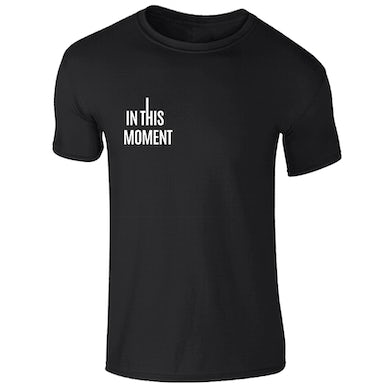 Polly Scattergood In This Moment - Black Tee