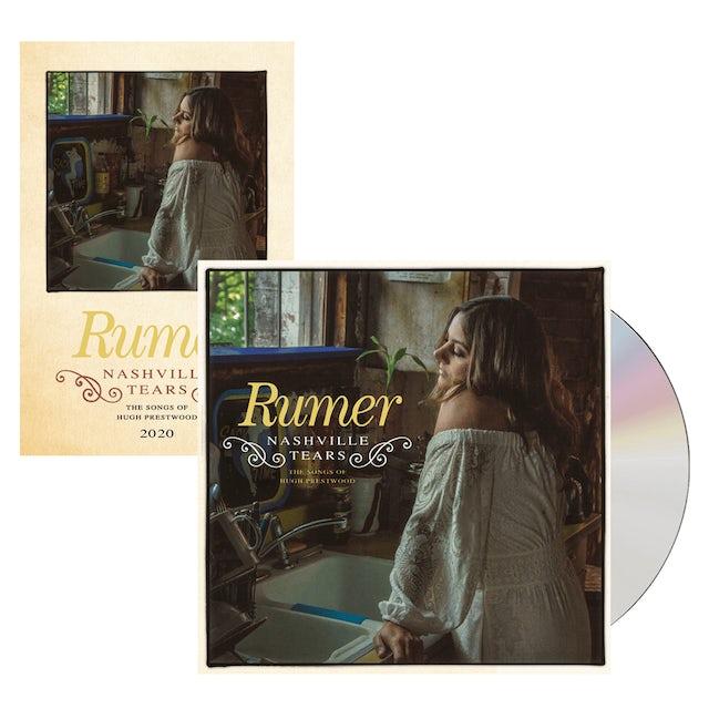 Rumer Nashville Tears CD Album CD