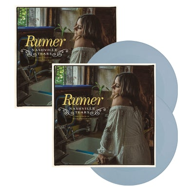 Rumer Nashville Tears Baby Blue Double Vinyl (Exclusive) Double LP