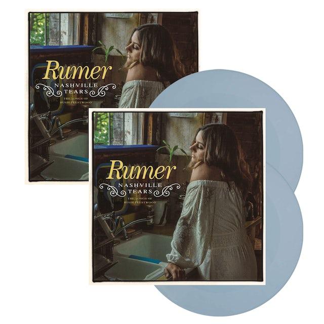 Rumer Nashville Tears Baby Blue Double Vinyl (Exclusive) Double LP