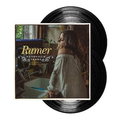 Nashville Tears Black Double Vinyl Double LP