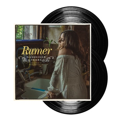Rumer Nashville Tears Black Double Vinyl Double LP