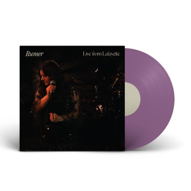 Live From Lafayette (Purple) Double Vinyl