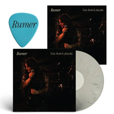 Rumer Live From Lafayette (Marble) Double Vinyl
