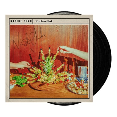 Kitchen Sink Heavyweight Vinyl Heavyweight LP