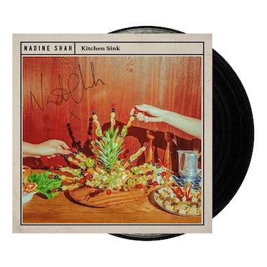 Nadine Shah Kitchen Sink Heavyweight Vinyl Heavyweight LP