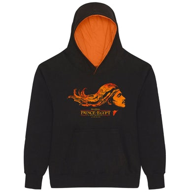 The Prince of egypt Youth Logo Hoodie