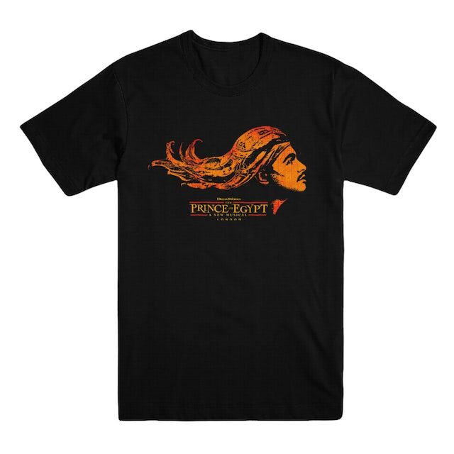 The Prince of egypt Youth Logo T-Shirt