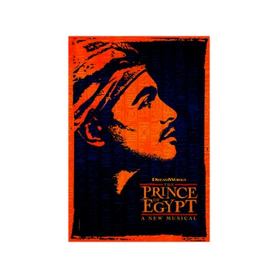 The Prince of egypt Magnet