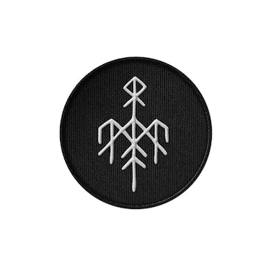 Wardruna Kvitravn Patch