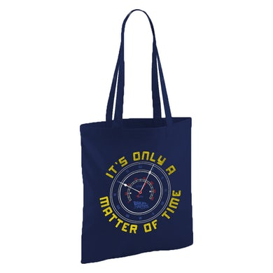 Back To The Future: The Musical Only A Matter of Time Tote Bag