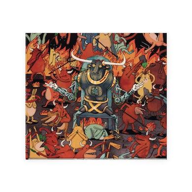 Dance Gavin Dance Afterburner CD Album CD