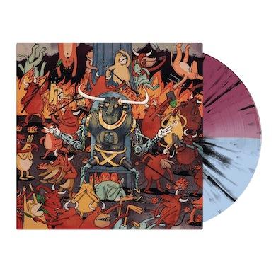 Afterburner Coloured Splatter Vinyl LP