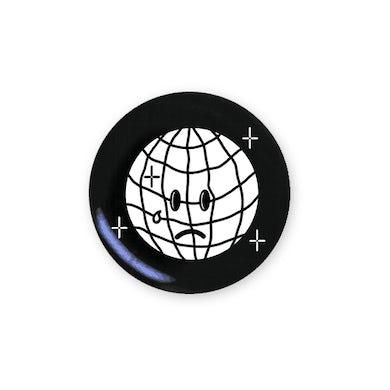 The Howl & The Hum Miserable Disco Enamel Badge