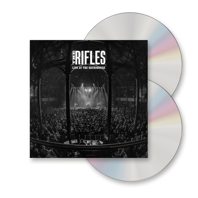 The Rifles Live At The Roundhouse  CD