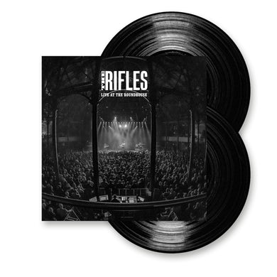 Live At The Roundhouse Double Heavyweight LP (Vinyl)