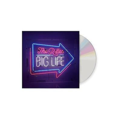 The Rifles Big Life CD