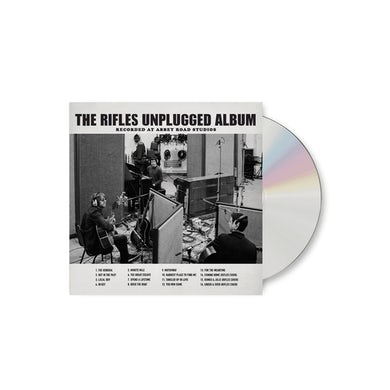 The Rifles Unplugged CD