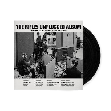 Unplugged Double LP (Vinyl)