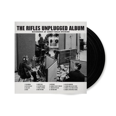 The Rifles Unplugged Double LP (Vinyl)