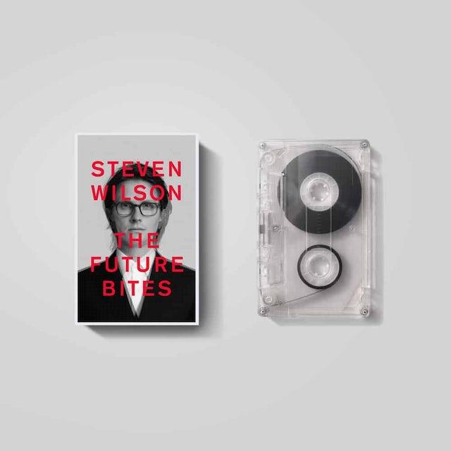 Steven Wilson The Future Bites Cassette Cassette
