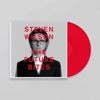 Steven Wilson The Future Bites Gatefold Red Vinyl (Ltd Edition) LP