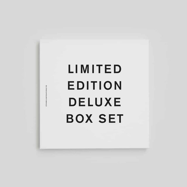 Steven Wilson The Future Bites Deluxe Boxset (Ltd Edition) Boxset