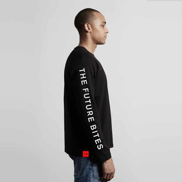 Steven Wilson The Future Bites Long Sleeve T-Shirt