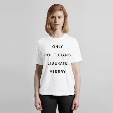 Steven Wilson Eminent Sleaze White T-Shirt