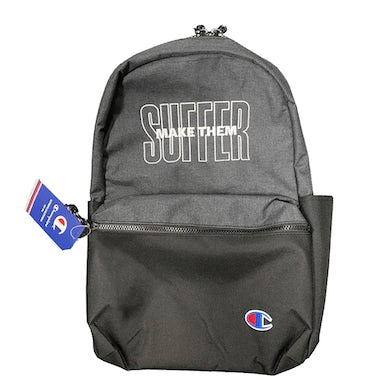 Make Them Suffer Embroidered Champion Backpack