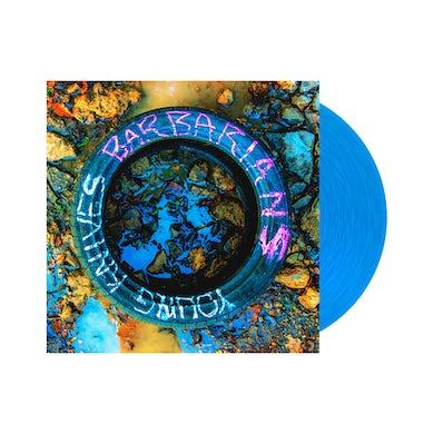 Young Knives Barbarians Crystal Blue LP (Vinyl)