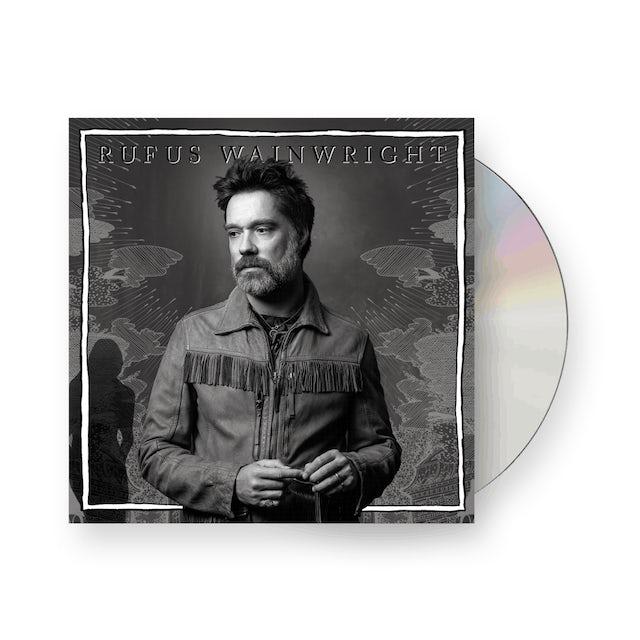 Rufus Wainwright Unfollow The Rules CD