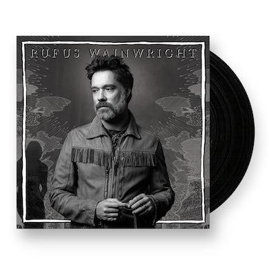 Rufus Wainwright Unfollow The Rules Double LP (Vinyl)