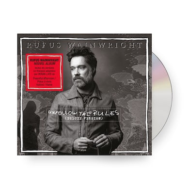 Rufus Wainwright Unfollow The Rules Deluxe CD