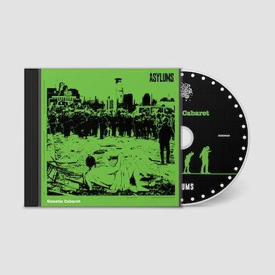 Asylums Genetic Cabaret  CD