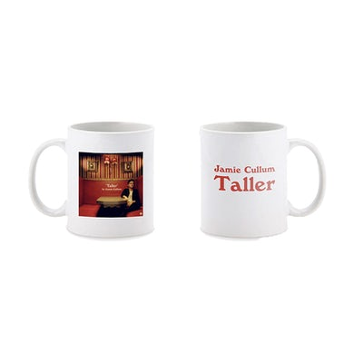 Jamie Cullum Taller Tour Mug