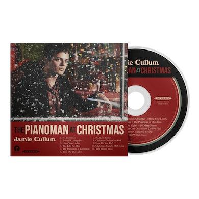 Jamie Cullum Pianoman At Christmas. CD