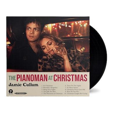 Jamie Cullum Pianoman At Christmas Black Vinyl