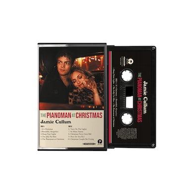 Jamie Cullum Pianoman At Christmas Cassette