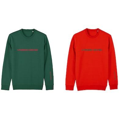 Jamie Cullum Pianoman At Christmas Sweatshirt 2