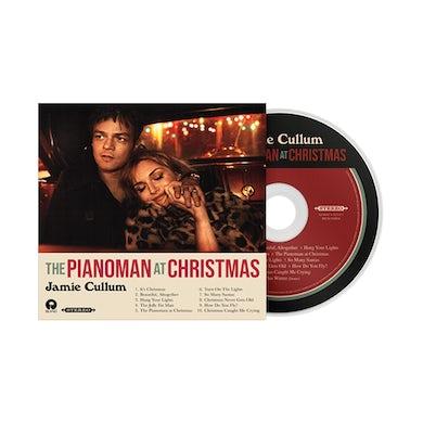 Jamie Cullum Pianoman At Christmas CD