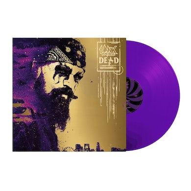 Hank Von Hell Dead Purple LP (Vinyl)