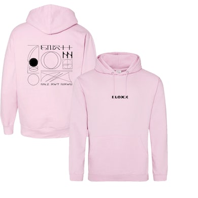 Lie Out Loud Pink Hoodie