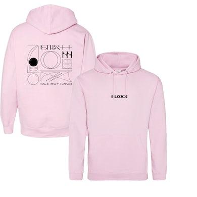 Bloxx Lie Out Loud Pink Hoodie