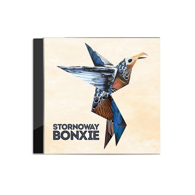 Bonxie CD Album CD