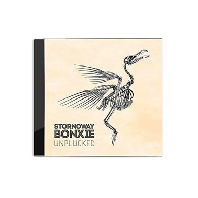 Bonxie Unplucked EP CD