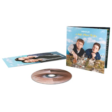 Aquilo A Safe Place To Be CD