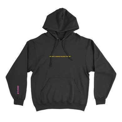 Aquilo A Safe Place To Be Hoodie